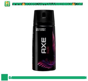 Axe Deodorant Spray Excite aanbieding
