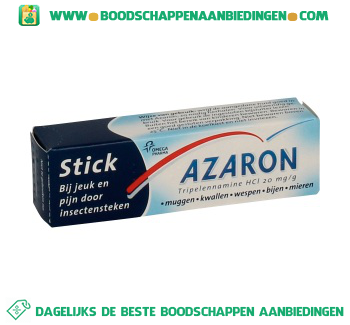 Azaron Stick aanbieding