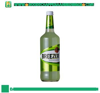 Bacardi Breezer lime aanbieding