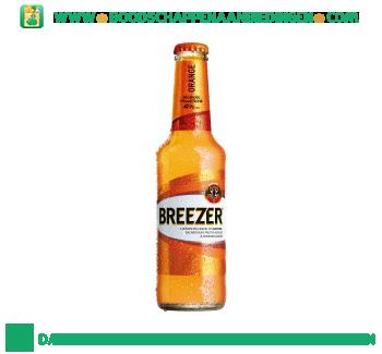 Bacardi Breezer orange aanbieding