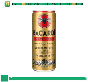 Bacardi Cuba libre aanbieding