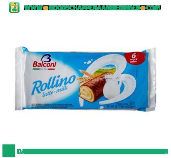 Balconi Rollino latte aanbieding