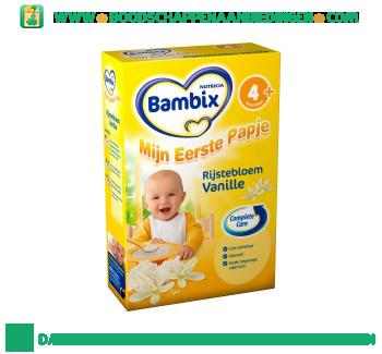 Bambix Rijstebloem vanille aanbieding