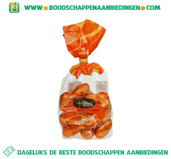Baronie Eitjes gev. melk/orange aanbieding