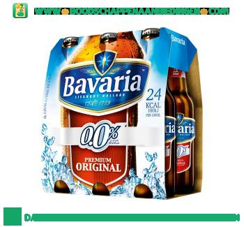 0.0% original pak 6 flesjes aanbieding
