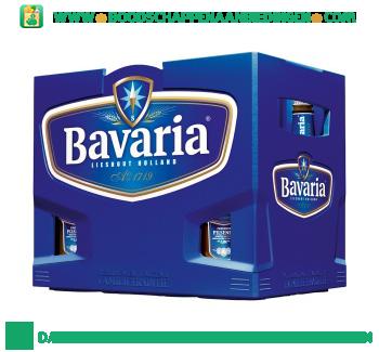 Bavaria Krat 12 flesjes 0.30 liter aanbieding