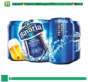 Bavaria Pak 6 blikjes aanbieding