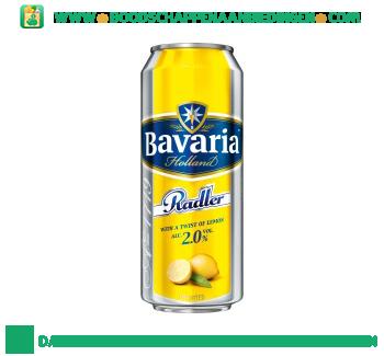 Bavaria Radler lemon aanbieding