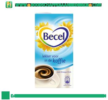 Becel Lekker voor in de koffie aanbieding