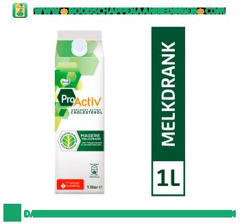 Magere melkdrank Pro.activ aanbieding