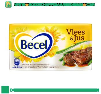 Becel Vlees & Jus aanbieding