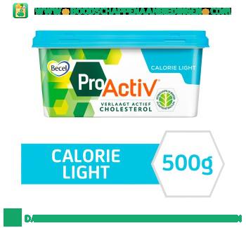 Becel Voor op brood Pro.activ calorie light aanbieding