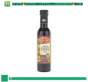 Bertolli Balsamico azijn modena aanbieding