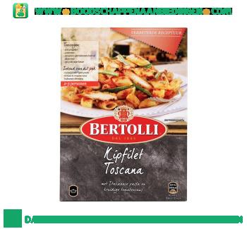 Bertolli Maaltijdpakket kipfilet toscana aanbieding