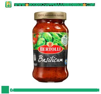 Bertolli Pastasaus basilicum aanbieding