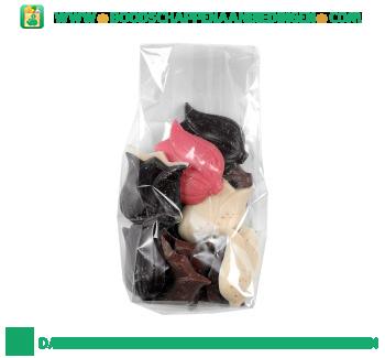 Chocolade tulpjes aanbieding