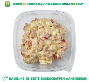 Bijzonder Lekker Gegarneerde ei-peppadew chorizo-salade aanbieding
