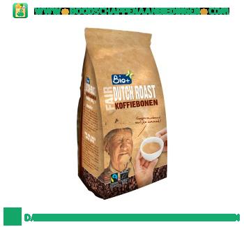 Bio+ Biologische Dutch roast koffiebonen aanbieding