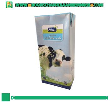 Biologische halfvolle melk houdbaar aanbieding