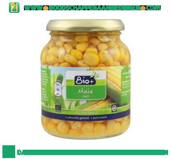 Bio+ Biologische maïs zoet aanbieding