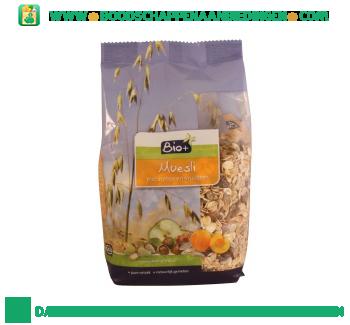 Bio+ Biologische muesli met noten en vruchten aanbieding