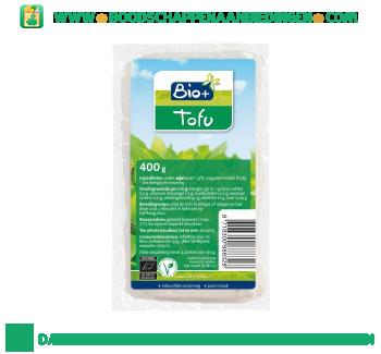 Bio+ Biologische tofu aanbieding