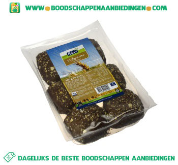 Bio+ Vijfgranen broodjes aanbieding