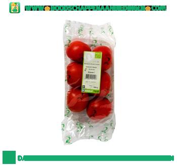 Biologische tomaten aanbieding