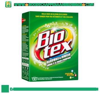 Biotex Poeder handwas & inweek aanbieding