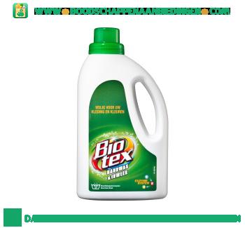 Biotex Wasmiddel Vloeibaar Handwas & Inweek aanbieding