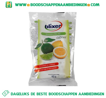 Blixer Toiletblok citrus aanbieding