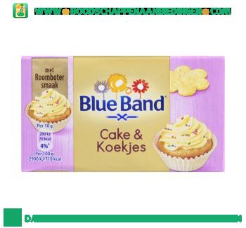 Blue Band Cake & Koekjes aanbieding