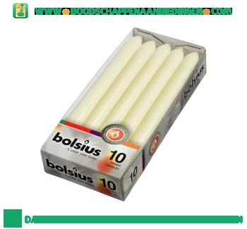 Bolsius Dinnerkaars 230/20 ivoor aanbieding