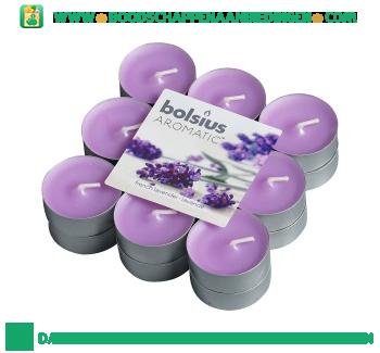 Bolsius Geurtheelicht lavendel aanbieding
