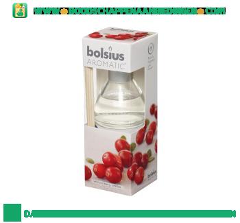 Bolsius Geurverspreider wild cranberry aanbieding
