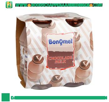 BonOmel Chocolademelk 4-pak aanbieding