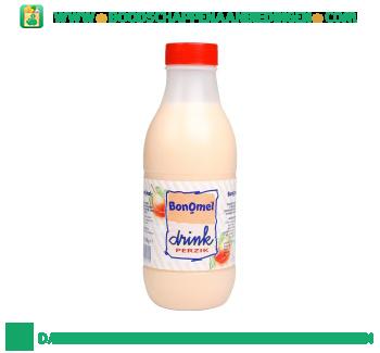 BonOmel Drinkyoghurt perzik aanbieding