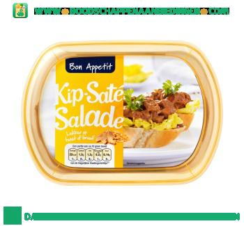Kip sate salade aanbieding