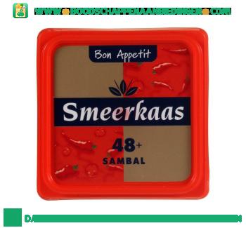 Bon Appetit Smeerkaas sambal aanbieding