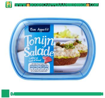 Tonijn salade aanbieding
