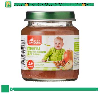 Bonbébé 04m206 bruine bonen met appel aanbieding