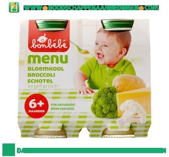 Bonbébé 06m107 bloemkool broccoli schotel aanbieding
