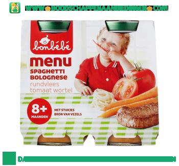 Bonbébé 08m112 spaghetti bolognese aanbieding