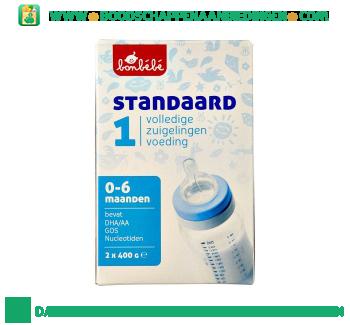 Bonbébé Standaard 1 zuigelingenvoeding aanbieding