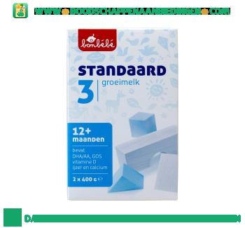Bonbébé Standaard 3 groeimelk aanbieding