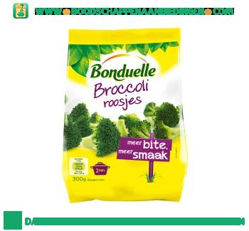 Bonduelle Broccoliroosjes aanbieding