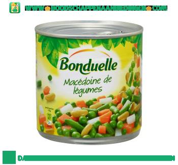 Bonduelle Macédoine de legumes aanbieding