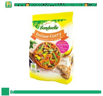 Bonduelle Wereldgroenten Indiase curry aanbieding