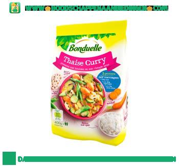 Bonduelle Wereldgroenten Thai curry aanbieding