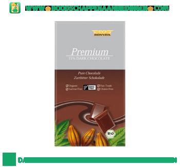 Bonvita Chocolade puur 71% aanbieding